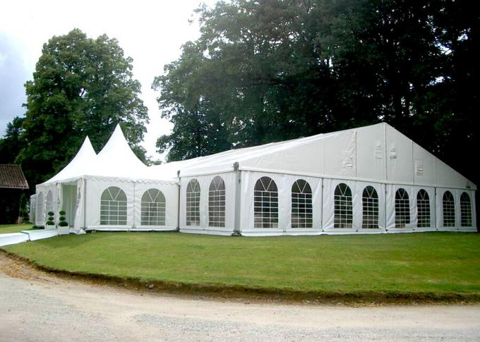 Large Capacity Pavilion Aluminum Frame Tent / Outdoor Event Tent