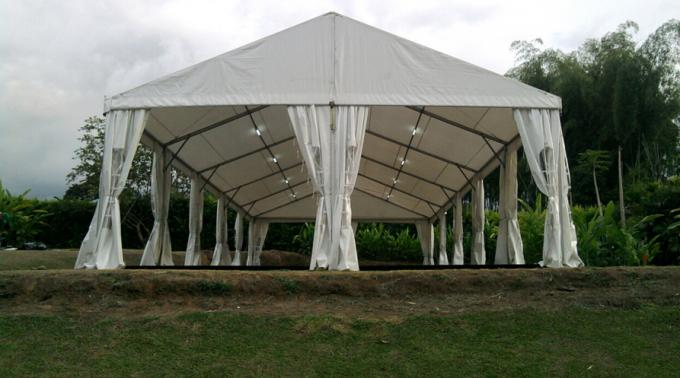 Semi Permanent Aluminum Structure Outdoor Party Tents