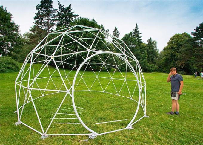 Commercial Waterproof Geodesic Dome Tent High Peak Marquee CE