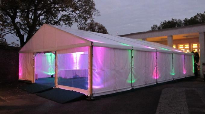 Waterproof Canvas Fabric Custom Canopy Tents Easy To Install