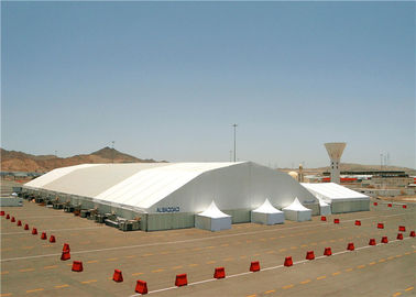 China Customized Polygon Marquee Auminum Material Party Tent For Wedding supplier