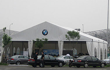 China 10mx24m Soundproof Outdoor Event Diesel Generator Tent For Car Show supplier