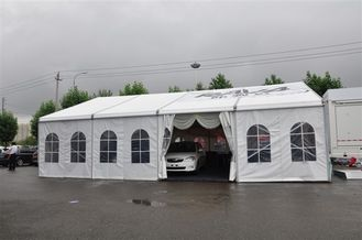 China Aluminum Structure 15m Width Outdoor Event Tent For Big Trade Show, Waterproof Canopy supplier