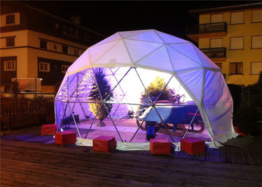 China Modular Frame Geodesic Dome Shelter  8m Diameter Party Ceremony supplier