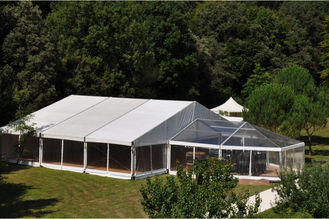 China Wide Space Fire Resistant European Style Tents Canopy Concert Reception Tent supplier