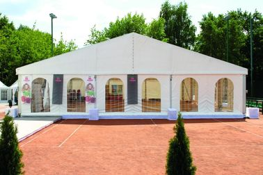 China Full Space Durable Custom Tent Canopy Large Wedding Tents For Concert supplier