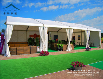 China With Roof Linings Custom Event Tents For Wedding Party White High Peak Canopy supplier