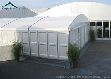 China Marquee Warehouse Tents For Industry Large Canopy Tents ABS Wall UV - Resistant supplier