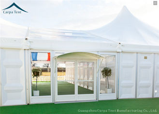 China Water Proof   Warehouse Tents   Aluminium Outdoor Tents For Events ABS Wall supplier