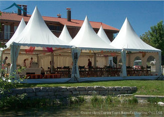 China Elegant Large Outdoor Canopy  Classic Tents And Events For Family  Activity 10m * 10m supplier