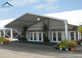 China Aluminium Glass Wall Tents supplier