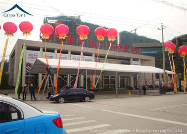 China Customized Size Large Exhibition Canopy Heavy Duty Tent For Parties supplier