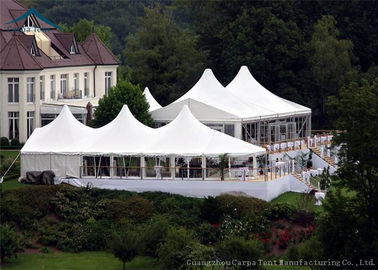 China Marquees And Tents Big Party Tent  Wedding Commercial Air - condoitioning supplier