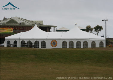 China Typical Structure Mixed Marquee Tents For Large Commercial Activities supplier
