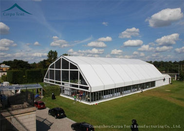 China Large Aluminium Structure Outdoor Sports Tent  For Sport / Warehouse supplier