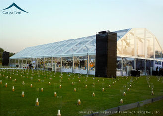China Polygon Shape Large Outdoor Marquee Tents 1500 People Luxury Decorations supplier