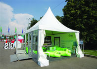 China Custom Made Easy To Assemble Gazebo Tent Event Hop - Dip Galvanized Steel factory