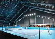 China PVC Curved Canopy Tent For Tennis Court Sun Poof And Water Proof factory