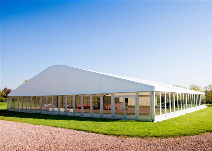 Movable Commercial ClearSpan Structure TFS Dome Canopy With Luxurious Decoration & Movable Commercial ClearSpan Structure TFS Dome Canopy With ...