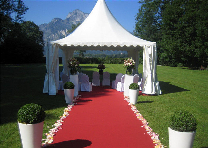 & Pagode Zelt Garden Canopy Rainproof Fabric Tent Germany Style Business