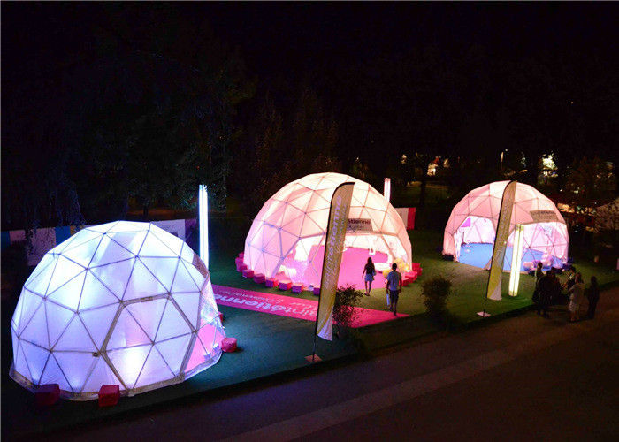 European Style Outdoor Canopy Geo Dome Tent 5m Diameter Exhibition Dome & European Style Outdoor Canopy Geo Dome Tent 5m Diameter Exhibition ...