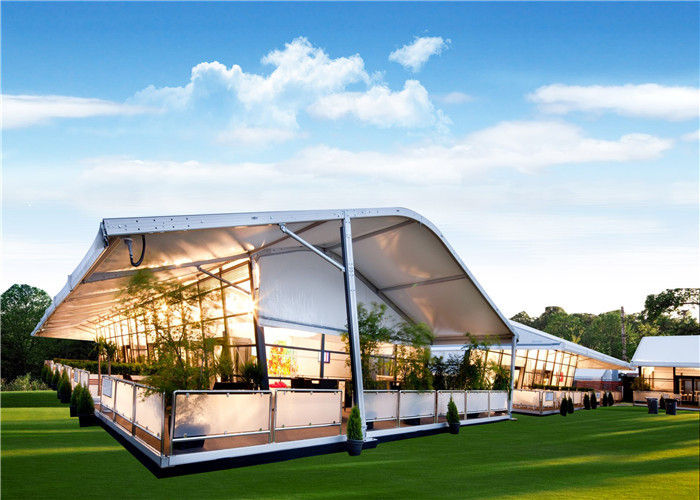 1000 Seater Big Outdoor Event Tents Modular Flexible Design 25m X 60m / 20m X 60m / 30m X 40m & 1000 Seater Big Outdoor Event Tents Modular Flexible Design 25m X ...