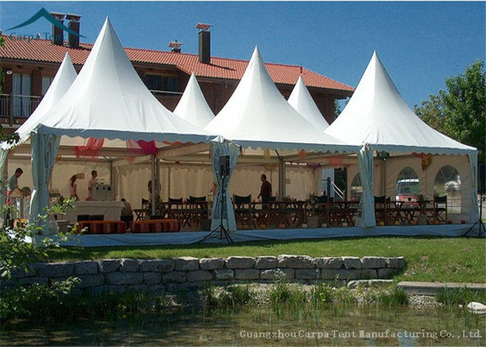 Elegant Large Outdoor Canopy Classic Tents And Events For Family Activity 10m * 10m & Elegant Large Outdoor Canopy Classic Tents And Events For Family ...