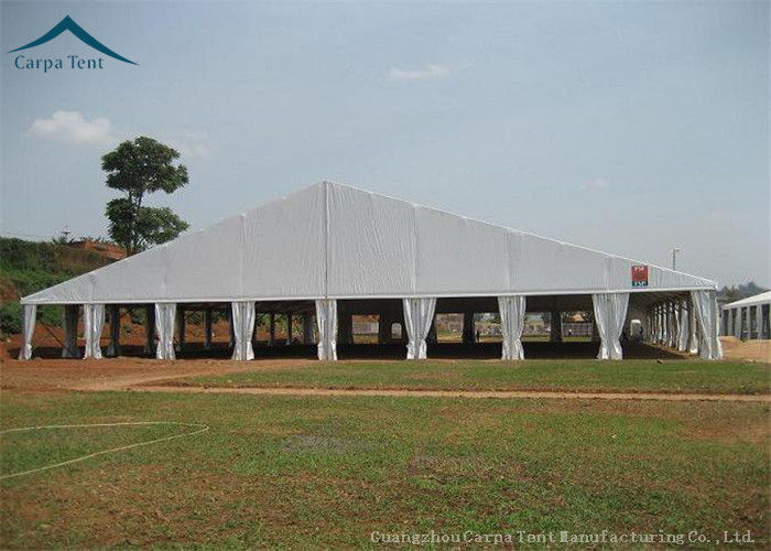 Customized Exhibition Tents European Style  Aluminum Structure Canopy For Business : business tents - memphite.com