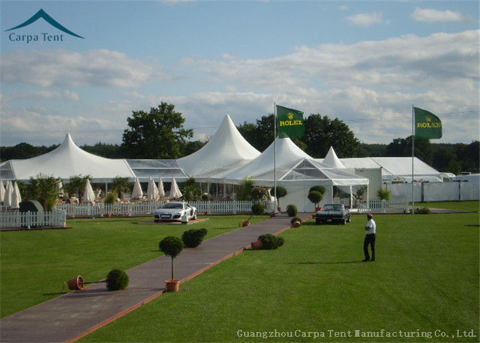 Beautiful Gargen Custom Event Tents With Clear Windows For Over 100 People : custom event tent - memphite.com