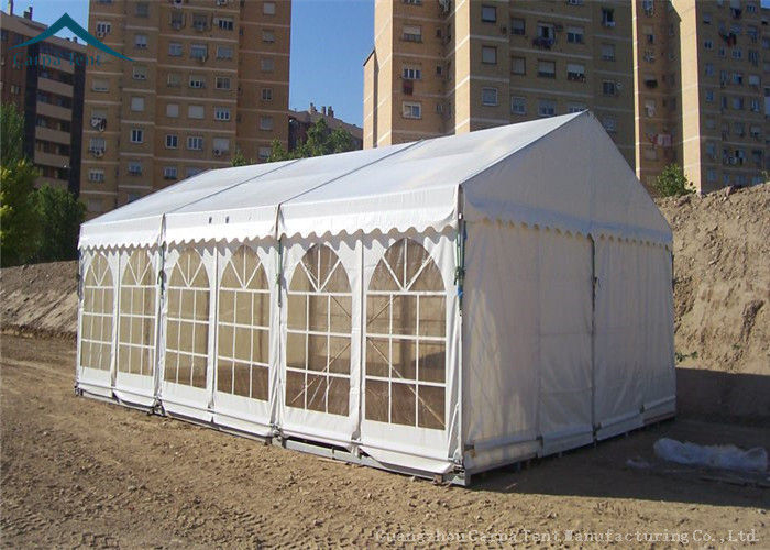 5m * 10m Beautiful Aluminium Frame Tents For Small Commercial Activities & 5m * 10m Beautiful Aluminium Frame Tents For Small Commercial ...