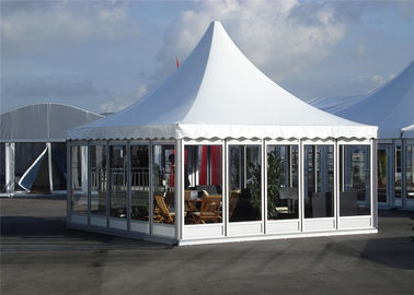China Gorgeous Durable Wind Resistant Pagoda Tents For Party 10m X 10m factory