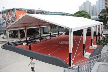China Flame Resistant Party Curved Outdoor Party Tent Garden Party Canopy 700 People factory