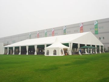China Waterproof Canvas Fabric Custom Canopy Tents Easy To Install factory