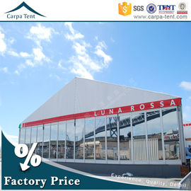 China 30mX50m Exhibition Tents Custom Canopy Tents UV - Resistant For Display Show factory