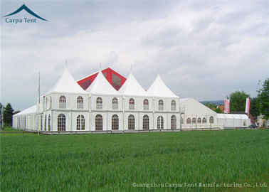 China Customized Size Rainproof  European Style Pagoda Canopy Use For Business Party Activity factory