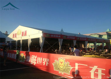 China Classic Water Proof  Clearspan Structure Canopy For Exhibition 20m * 40m , Wedding Canopies factory