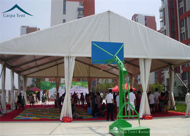 China Trade Show Canopies Waterproof Outdoor Event Tents For Commercial Exhibition Activity factory