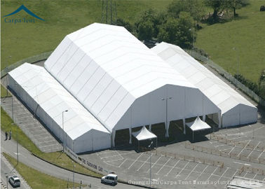China Polygon Outdoor Sports Tents Water Resistant With Heavy Duty Materials distributor