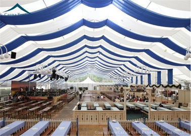 China European  Decoration White Wedding Tent  Canopy Wedding Tent For Party factory