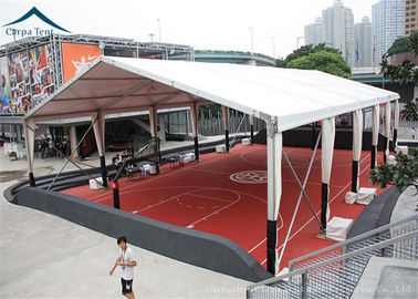 China Olympic Games White Canopy Tent Portable Canopy  Easy Set Up 30x40m factory
