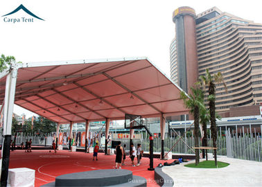 China Standard Size Water Proof Aluminium Frame Tents For Outdoor Sport Event factory
