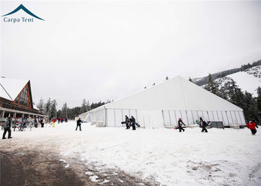 China Clear Span Outdoor Sports Tents Classicial Shape With Aluminum Alloy factory
