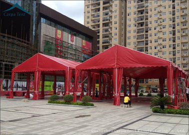 China Portable Garden Party Tent 400 People Customized Size ISO9001 SGS factory