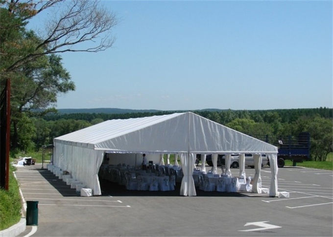 Wedding Ceiling Canopy Large Commercial Event Tent Flame Resistant