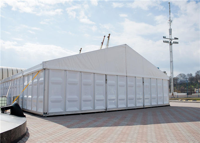 Abs Solid Wall Clear Span Structure Event Tent Modular