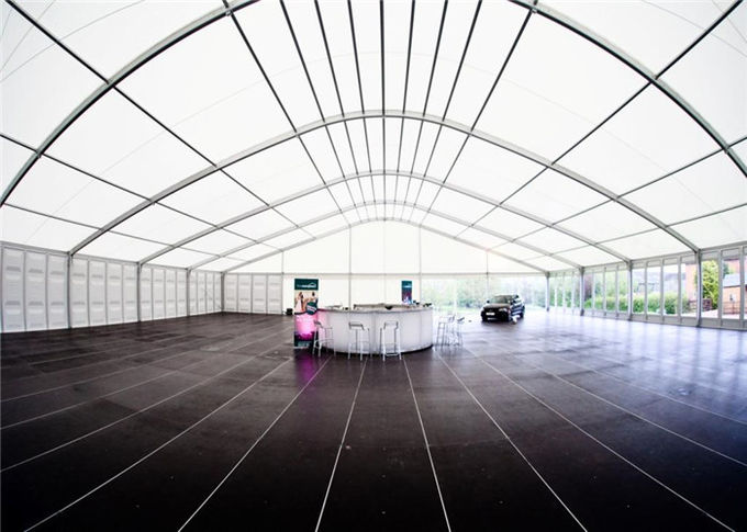 20m By 30m TFS Dome Tent Wedding Tents With 500 Seat Guest Blackout 850g/m2