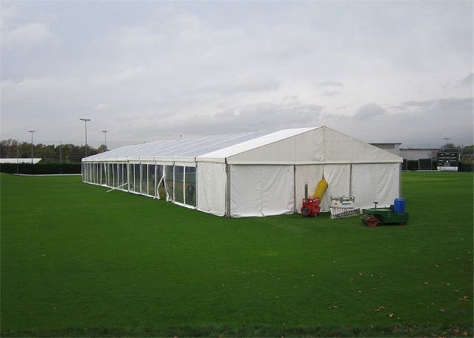 500 To 1000 M2 Party Large Wedding Tents Aluminum Alloy Structure Canopy