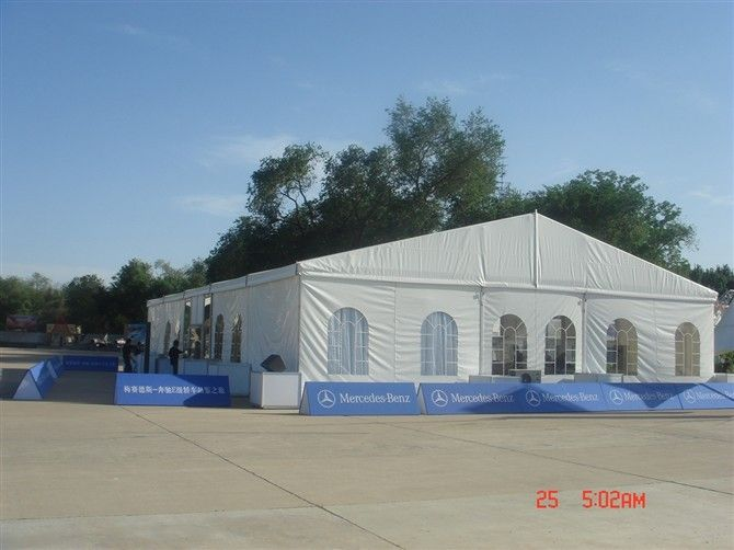25x30m Marquees And Tents Hop - Dip Galvanized Steel Connectors