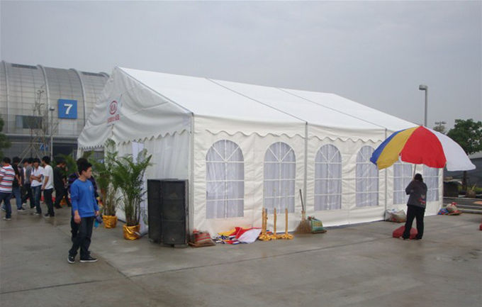 Custom Made White Outdoor Outdoor Canopy Tent A - Frame For Car Show & Made White Outdoor Outdoor Canopy Tent A - Frame For Car Show