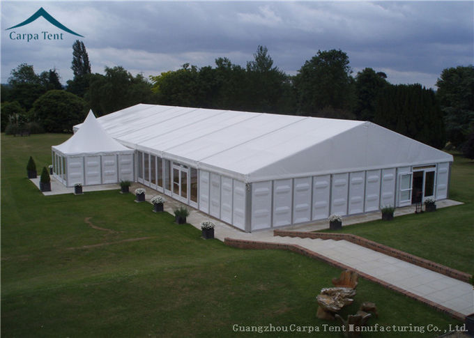 Water Proof   Warehouse Tents   Aluminium Outdoor Tents For Events ABS Wall